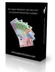 passivincome - passives Einkommen